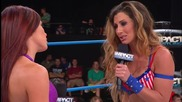 Brittany Has Something to Say to Madison Rayne (july 3, 2014)