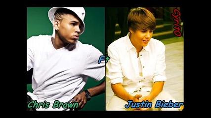 Смях! Justin Bieber Ft. Chris Brown - Next 2 You (chipmunk)