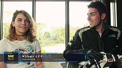 Български гейм награди - Номинации: Viberift