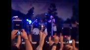 Sonata Arctica-the last drop falls live Kavarna 15.07.2011