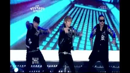 0122 Teen top-crazy