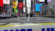 USA: Police on site after two women and 4 y/o shot in NYC's Times Square