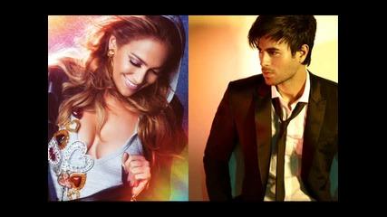 New! Enrique Iglesias & Jennifer Lopez - Mouth 2 Mouth + превод