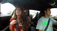 1000whp Supra test drive with Twin Peaks Girls
