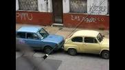 Как крадат коли в Буенос Айрес /смях/