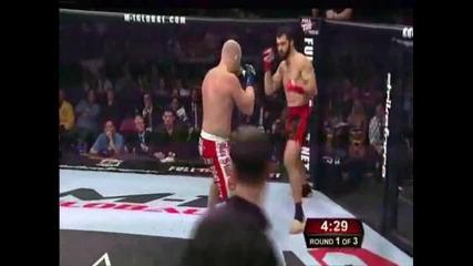 Strikeforce Mma 2011: Sergei Kharitonov vs. Andrei Arlovski