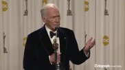Oscars 2012: Кристофър Плъмър - Най-добра поддържаща роля за Новаци