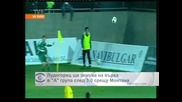"""""""Лудогорец"""" ще зимува на върха в """"А"""" група след 3:0 срещу """"Монтана"""""""