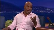 Mike Tyson изненадва Evander Holyfield в хранителен магазин