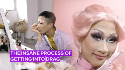 Everything it takes to be a drag queen (inside and out!)