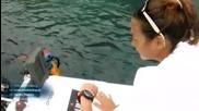 Световен Рекорд - 101 метра под водата (free scufundare)