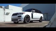 Mc Customs _ Range Rover • Avant Garde Wheels