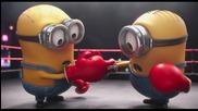 Миньоните : Състезание (2015) the Minions Mini Movie : Competition # 720p hd