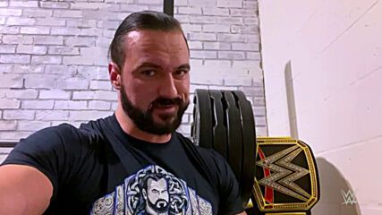 Drew McIntyre announces his return to Raw: Raw, Jan. 18, 2021