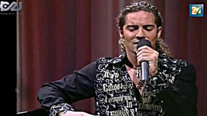 David Bisbal Voy a apagar la luz con Armando Manzanero