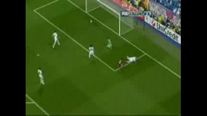 Реал Мадрид - Барселона 0:2