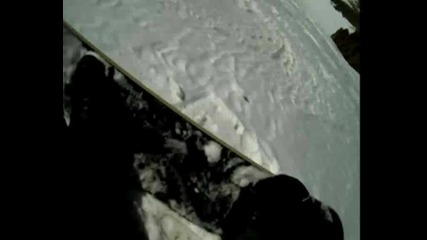 Сноуборд - Freeride Aржентина