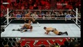 John Cena and Alex Riley Победиха The Miz and R-truth- Special Guest Referee Stone Cold Steve Austin
