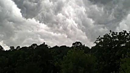 Буря в гр. Свищов