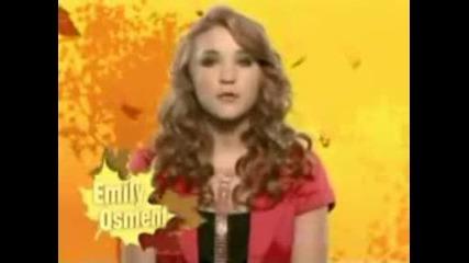 Disney Stars Give Thanks - Miley, Demi, Em