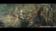 Indiana Jones Crystal Skulll