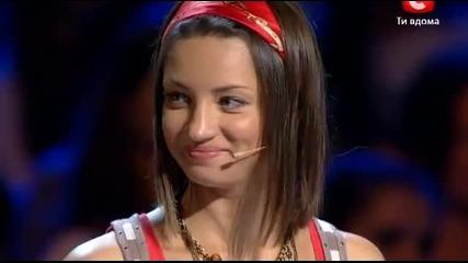 Украина търси талант-арабски танц