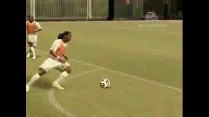 Fifa 07 Бъгове, Голове И Трикове