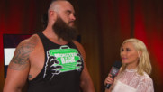 Braun Strowman addresses the Triple Threat Matches: Raw, July 16, 2018