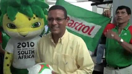 Талисман на Световното първенство по футбол в Юар