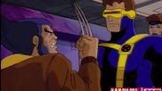 Металска версия на анимацията Х- Мен (1992-1997)