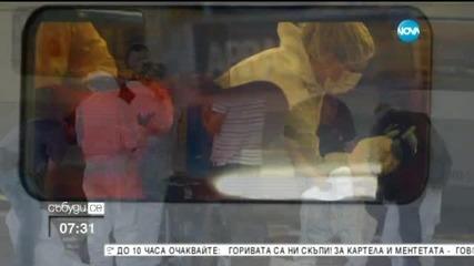 Антитерористи разследват стрелбата във френския влак
