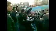 Спартак - Черно Море . Зелените Фенове 3