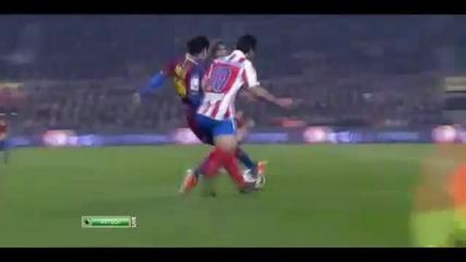Lionel Messi 2011/12 - skills and Goals