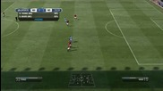 Man United - Man City (my 1st Legendary match in Fifa 12)
