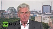 Germany: Assange's letter to Hollande not a request for asylum - WikiLeaks spokesperson