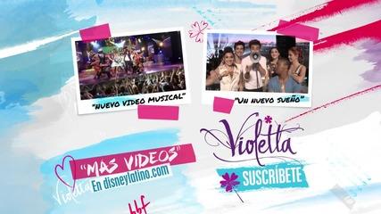 Violetta- Momento Musical- Felipe y los chicos interpretan -friends 'till The End