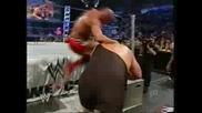 Kurt Angle vs Big Show