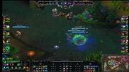 Cava & Co[bg] vs Hegemony [mk] - League of Legends - On! Fest 2013