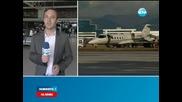 Израелски самолет кацна извънредно в София - Новините на Нова