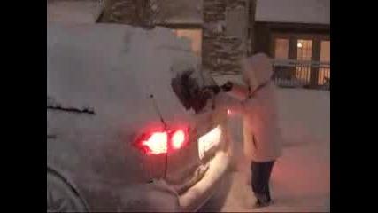 Сняг В Колорадо