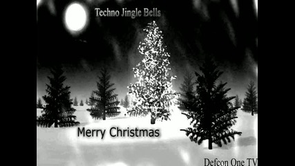 Techno Jingle Bells Original Song-christmas 2009_(360p)