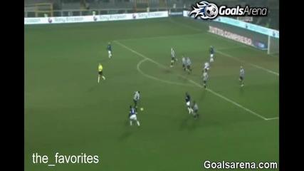 Juventus 1 - 0 Inter 13.02.2011