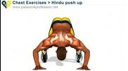 Упражнения за Рамене, Гърди и Трицепс