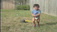 Бебешки бейзбол (смях)