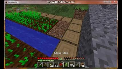 Minecraft survival епизод (7): Обзавеждане