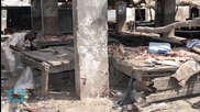 Death Toll From Market Blast in Nigeria Rises...