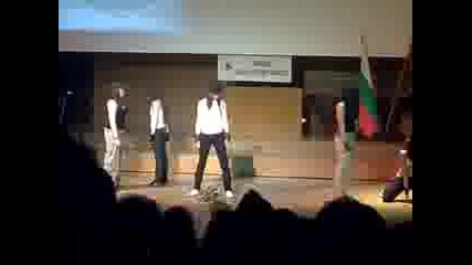 112 Години Гимнязия Аксаков - Танц