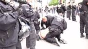 Germany: COVID-sceptics protest marked by multiple arrests, violent clashes