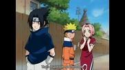 Naruto - Пародия С Български Рап (шатрата и Колега)