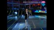 Milan MItrović - Lažu te (Zvezde Granda 2010_2011 - Emisija 36 - 11.06.2011)